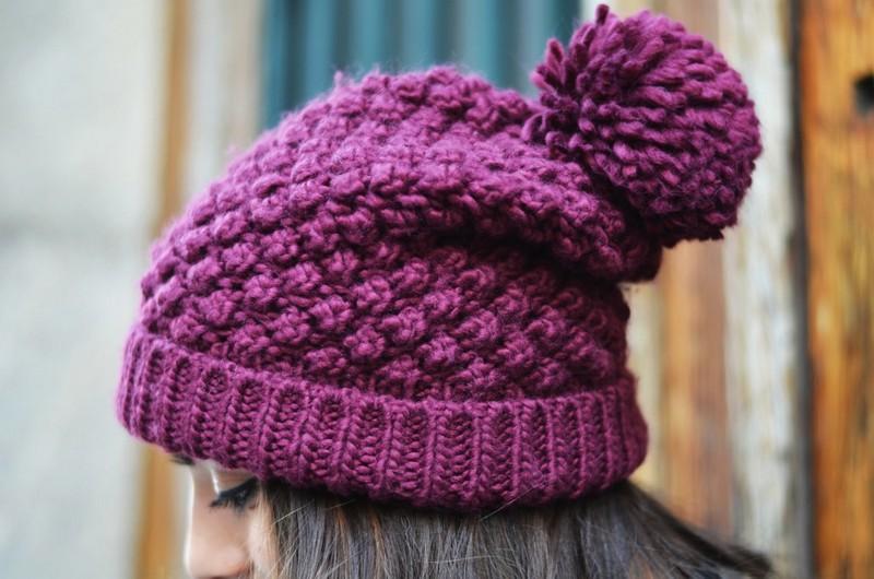 7d338753a9d15 Manualidades  Gorro de lana